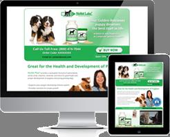 NuVet Labs Dog Supplements - Gorjesspets.com